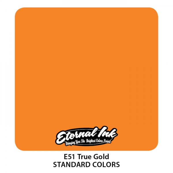 Eternal Ink - Standard Colors / True Gold