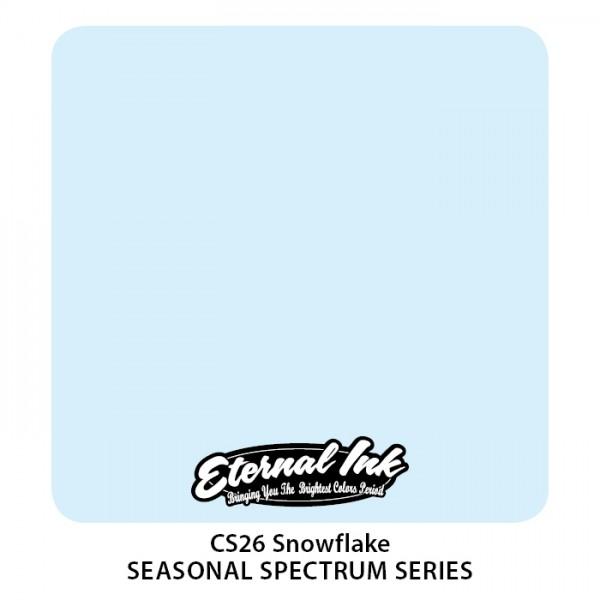 Eternal Ink - Seasonal Spectrum / Snowflake