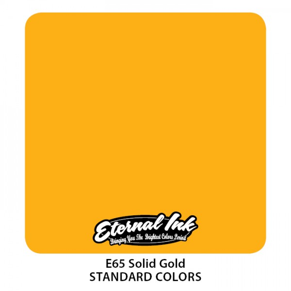 Eternal Ink - Standard Colors / Solid Gold