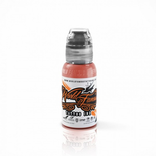 World Famous Ink - Mars Sand Red