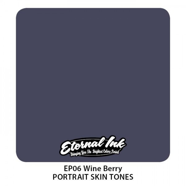 Eternal Ink - Skin Tones / Wine Berry