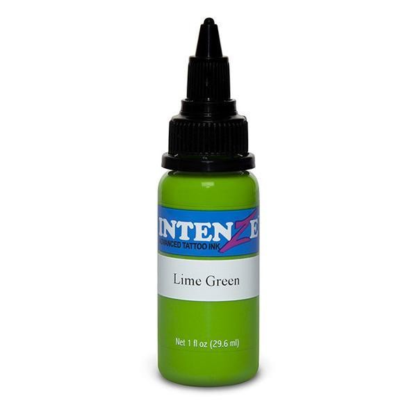 Intenze - Lime Green