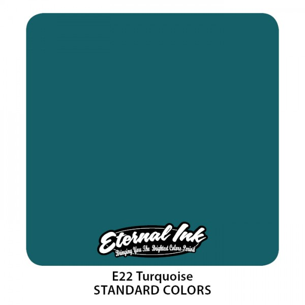 Eternal Ink - Standard Colors / Turquoise
