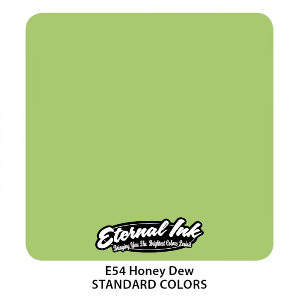 Eternal Ink - Standard Colors / Honeydew