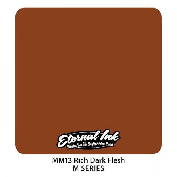 Eternal Ink - M Series / Rich Dark Flesh
