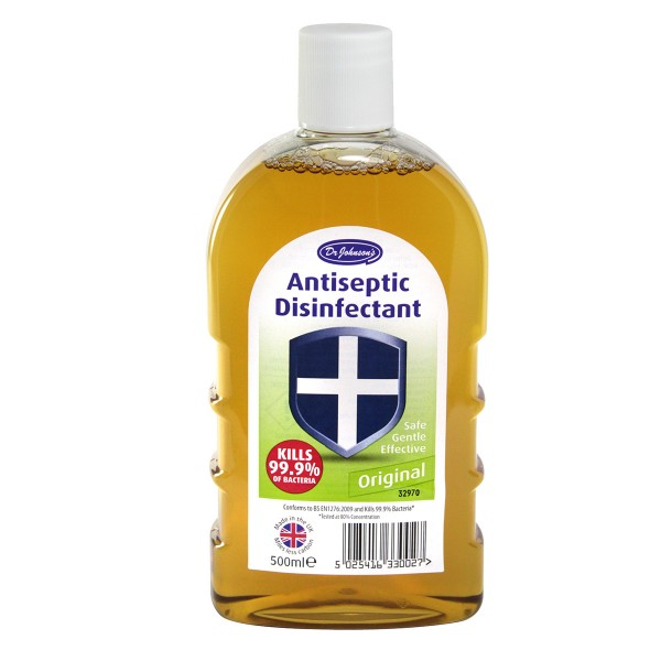 Dr. Johnson's Antiseptic Disinfectant