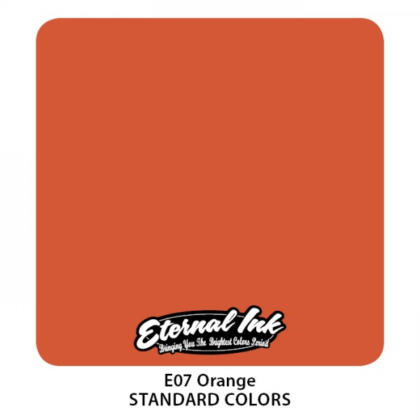 Eternal Ink - Standard Colors / Orange