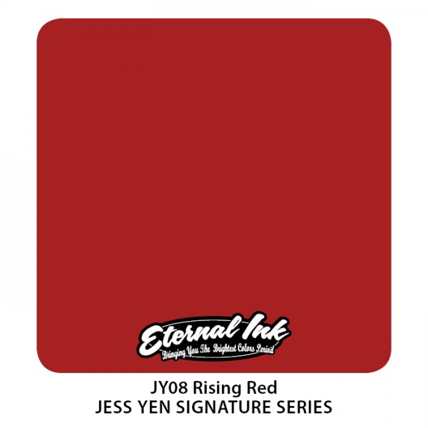 Eternal Ink - Jess Yen / Rising Red
