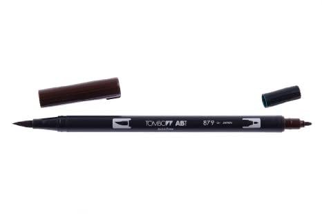 Tombow - ABT Dual Brush [879 Brown]