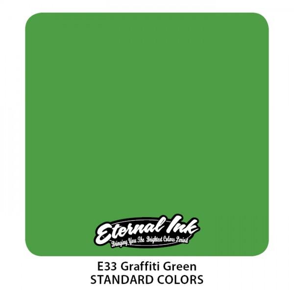 Eternal Ink - Standard Colors / Graffiti Green