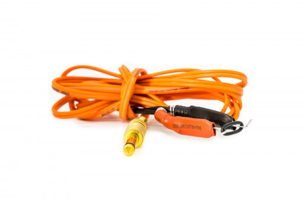 Bavarian Custom Irons - Clip Kabel [orange]
