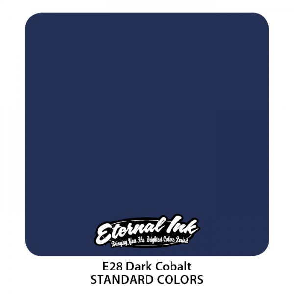 Eternal Ink - Standard Colors / Dark Cobalt