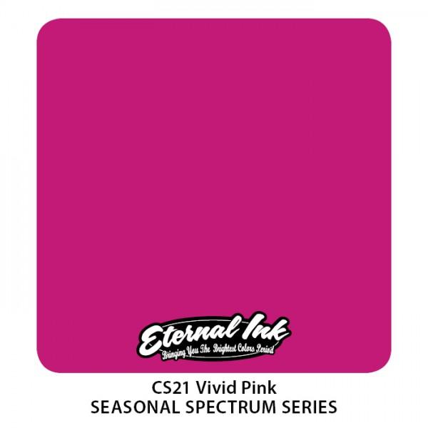 Eternal Ink - Seasonal Spectrum / Vivid Pink