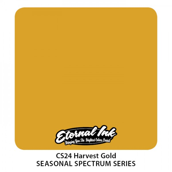 Eternal Ink - Seasonal Spectrum / Harvest Gold