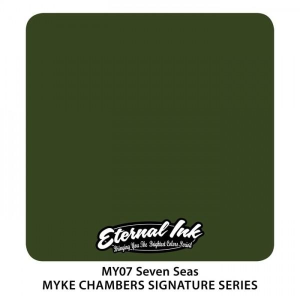 Eternal Ink - Myke Chambers / Seven Seas
