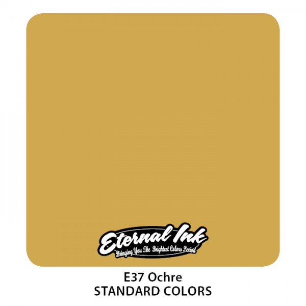 Eternal Ink - Standard Colors / Ochre