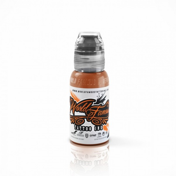 World Famous Ink - Rust