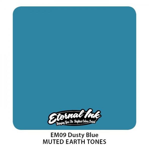 Eternal Ink - Muted Earth Tones / Dusty Blue
