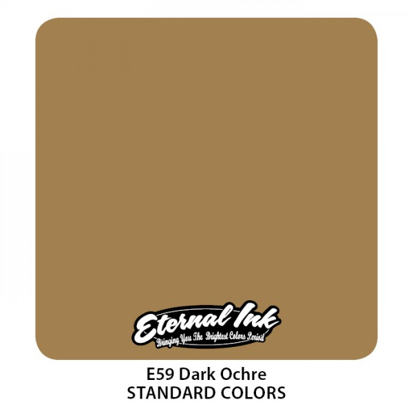 Eternal Ink - Standard Colors / Dark Ochre