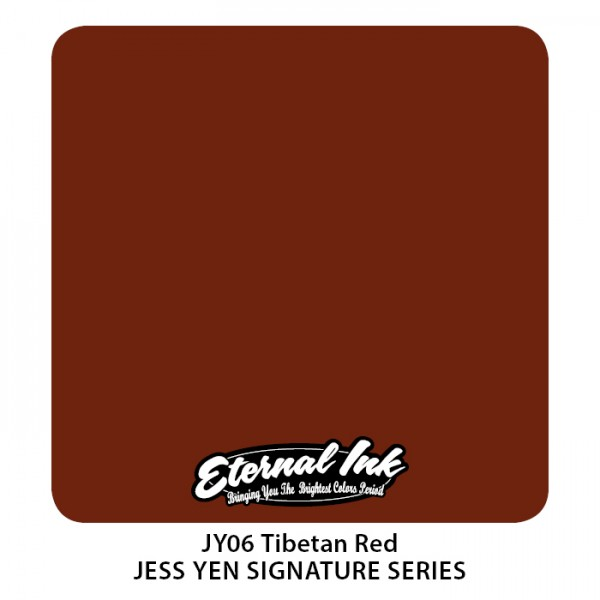 Eternal Ink - Jess Yen / Tibetan Red