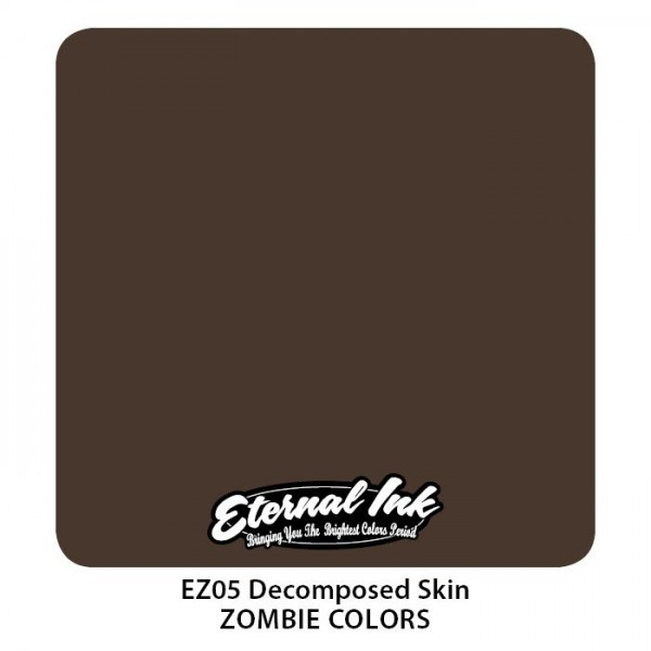 Eternal Ink - Zombie Color / Decomposed Skin