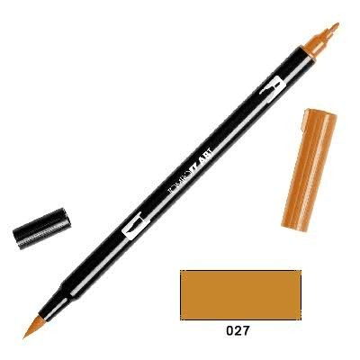 Tombow - ABT Dual Brush [027 Dark Ochre]
