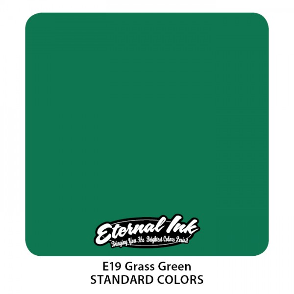 Eternal Ink - Standard Colors / Grass green
