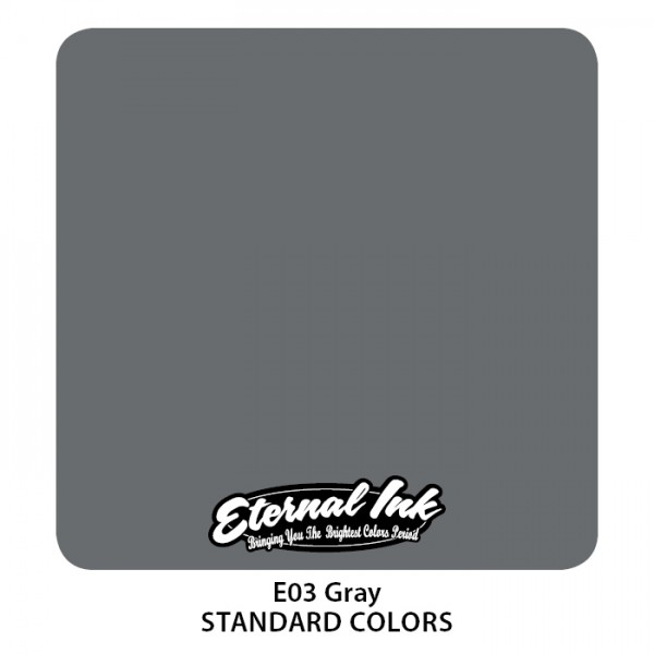 Eternal Ink - Standard Colors / Gray