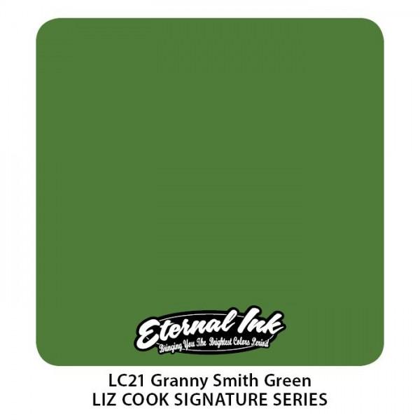 Eternal Ink - Liz Cook Serie / Granny Smith Green