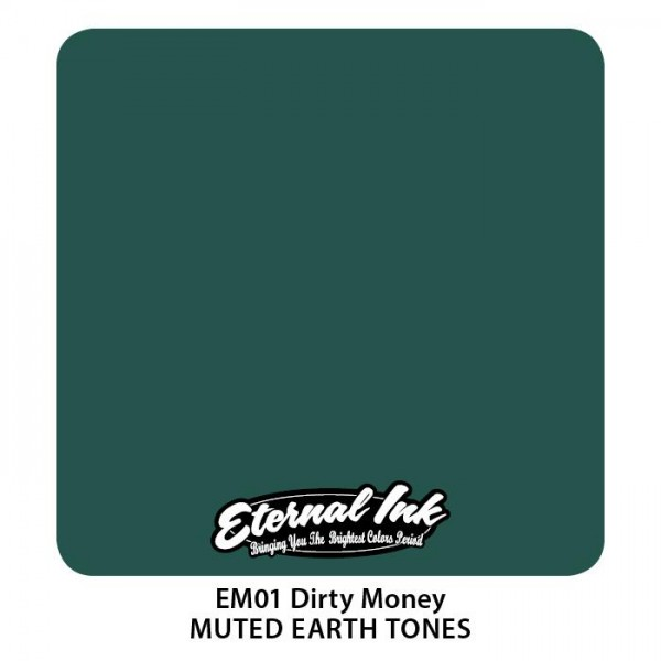 Eternal Ink - Muted Earth Tones / Dirty Money