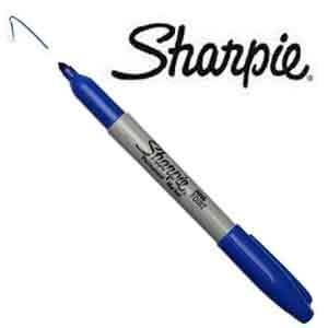 Sharpie | Fine Point, 1 mm [blau]