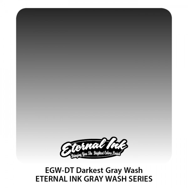 Eternal Ink - Gray Wash / Darkest Gray Wash 30ml