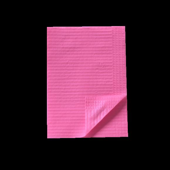Arbeitsplatzabdeckung, pink [125 Stk.]