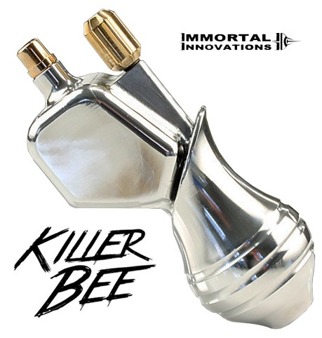 Killer Bee - Killer Bee Size 40 mm [Polished Aluminium Finish]