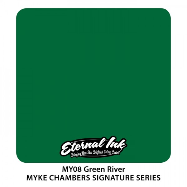 Eternal Ink - Myke Chambers / Green River