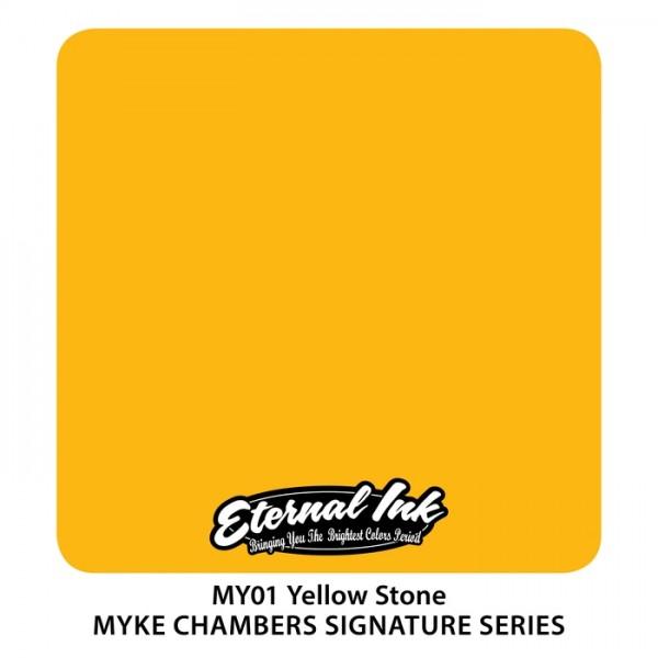 Eternal Ink - Myke Chambers / Yellow Stone
