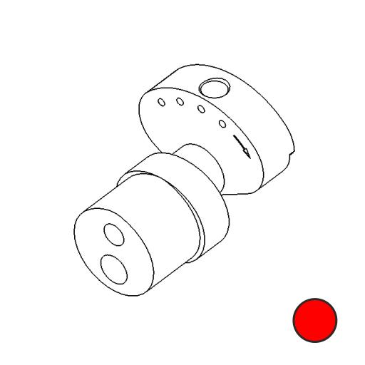 Ink Machines - Stingray No. 83 [Cam Stroke Short Smooth (Red) - 2,6mm]