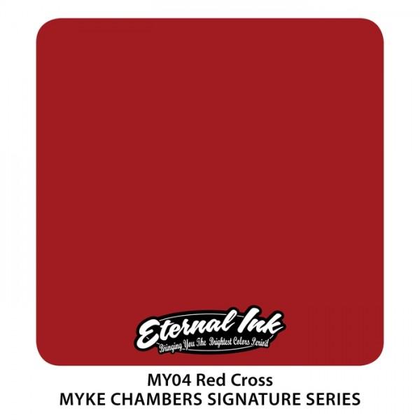 Eternal Ink - Myke Chambers / Red Cross