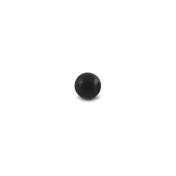 Titan Kugeln - schwarz [10 Stk.]