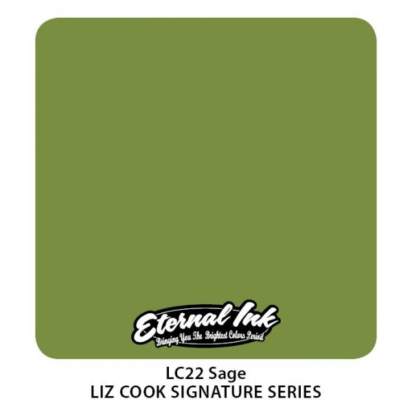 Eternal Ink - Liz Cook Serie / Sage