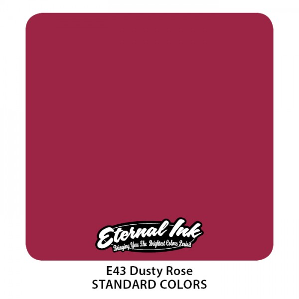Eternal Ink - Standard Colors / Dusty Rose