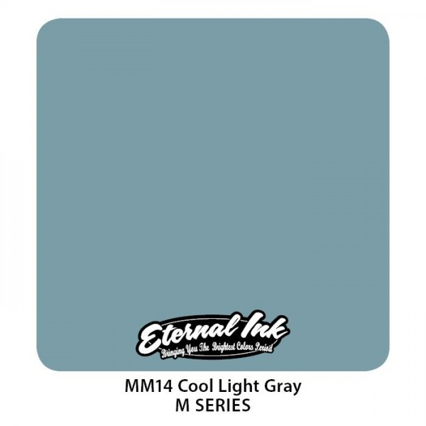 Eternal Ink - M Series / Cool Light Gray