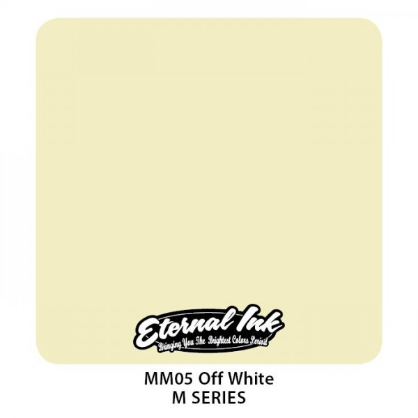 Eternal Ink - M Series / Off White