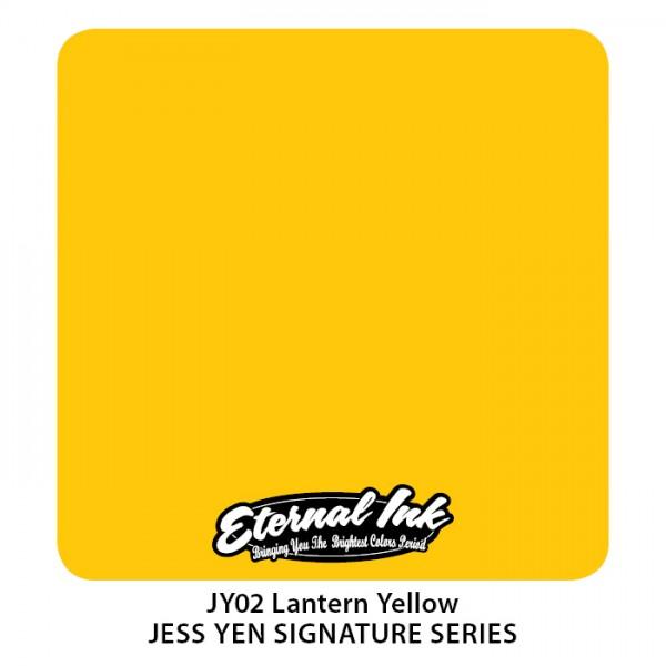 Eternal Ink - Jess Yen / Lantern Yellow