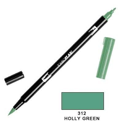 Tombow - ABT Dual Brush [312 Holly Green]