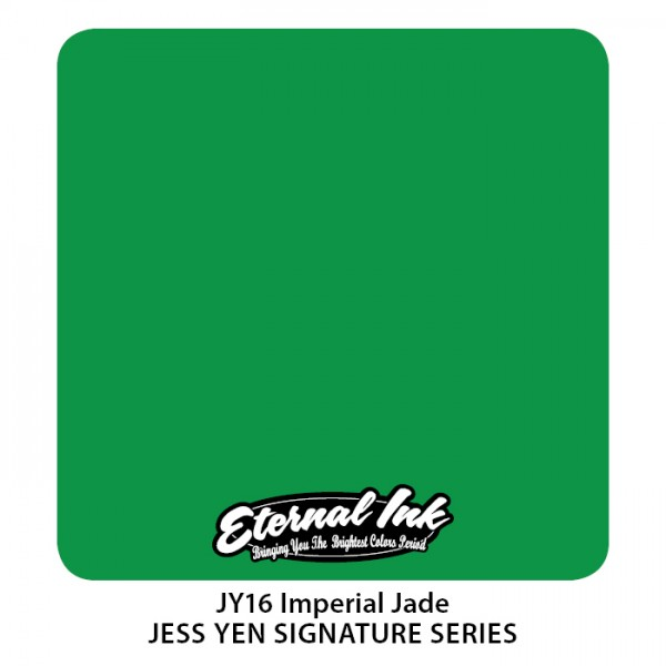 Eternal Ink - Jess Yen / Imperial Jade