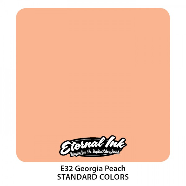 Eternal Ink - Standard Colors / Georgia Peach
