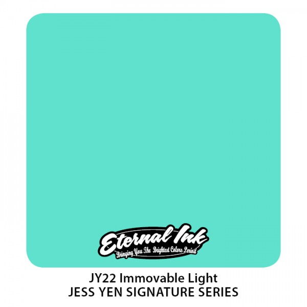 Eternal Ink - Jess Yen / Immovable Light