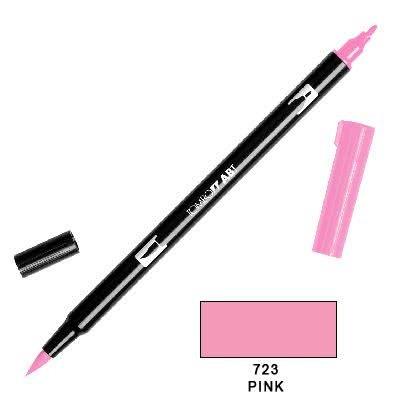 Tombow - ABT Dual Brush [723 Pink]