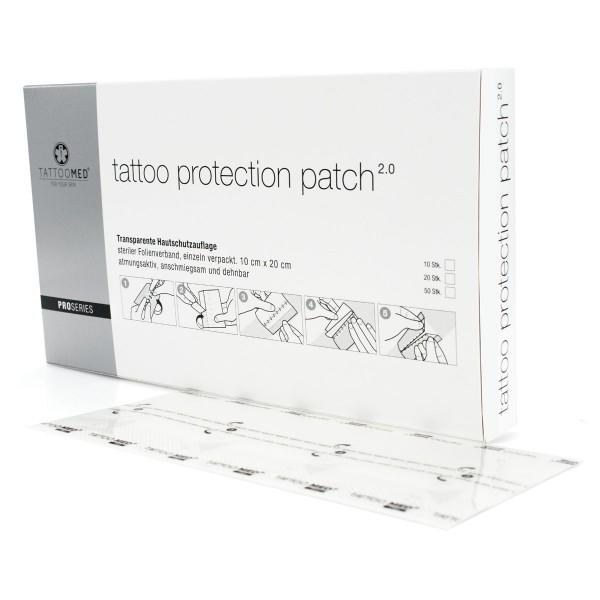 TattooMed | Tattoo Protection Patch 2.0